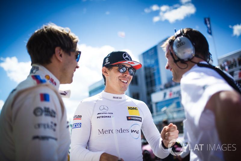 Аугусто Фарфус, BMW Team RMG, BMW M4 DTM, Роберт Вікенс, Mercedes-AMG Team HWA, Mercedes-AMG C63 DTM