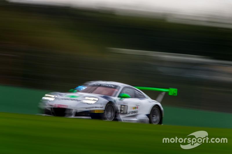 #911 Herberth Motorsport Porsche 991 GT3 R: Jürgen Häring, Alfred Renauer, Robert Renauer, Marc Lieb