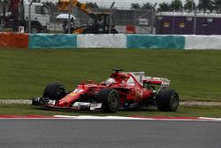 Fahrfehler: Sebastian Vettel, Ferrari SF70H