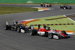 Mick Schumacher, Prema Powerteam, Dallara F317 - Mercedes-Benz, Lando Norris, Carlin Dallara F317 - Volkswagen
