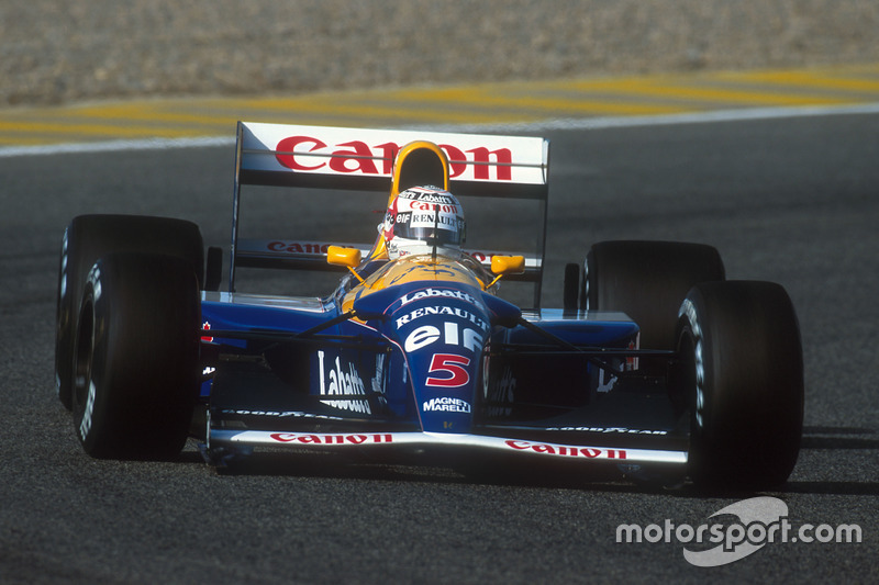 Williams FW14B (1992)
