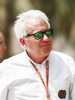 Charlie Whiting, wedstrijddirecteur FIA