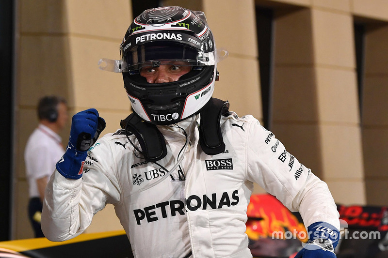 3º GP de Bahrein 2017 - Pole para Valtteri Bottas