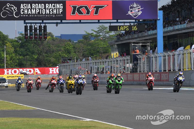 Asia Road Racing Championship - Buriram (March 2-4)