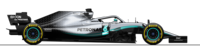 Mercedes F1 W10 EQ Power +