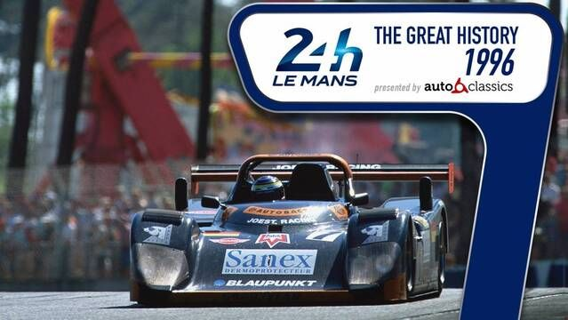 24 Hours of Le Mans - 1996