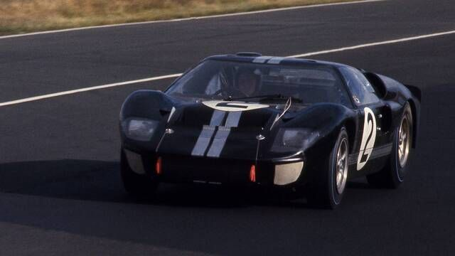 Ford en Le Mans 1966: This Time Tomorrow - Parte 2
