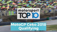 Top 10 Highlights Qualifying | MotoGP Ceko 2018