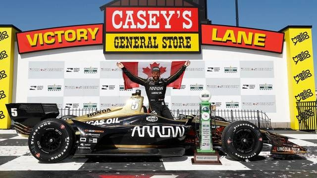 Arrow Schmidt Peterson Motorsports: Iowa 300 Recap