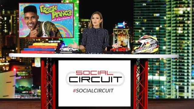 Social Circuit #006 - Fresh Prince of F1