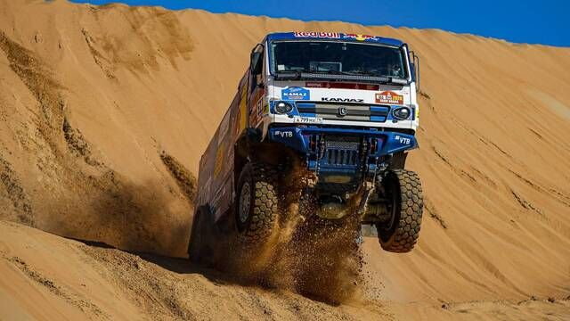 Dakar 2020, Day 11 Trucks: gli highlights