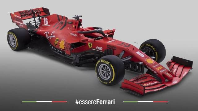 Unleashing the Ferrari SF1000
