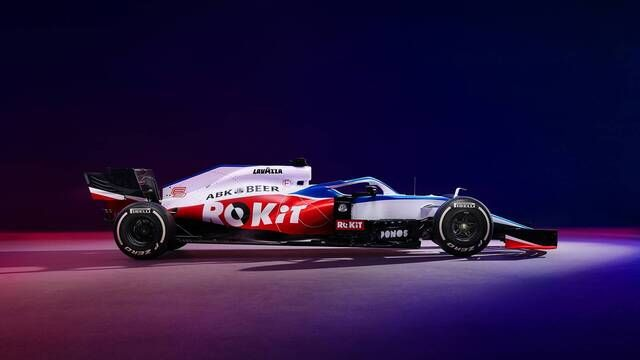 Williams FW43: per provare a risalire