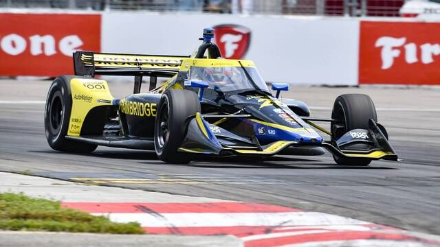 IndyCar: Colton Herta takes victory at St. Pete