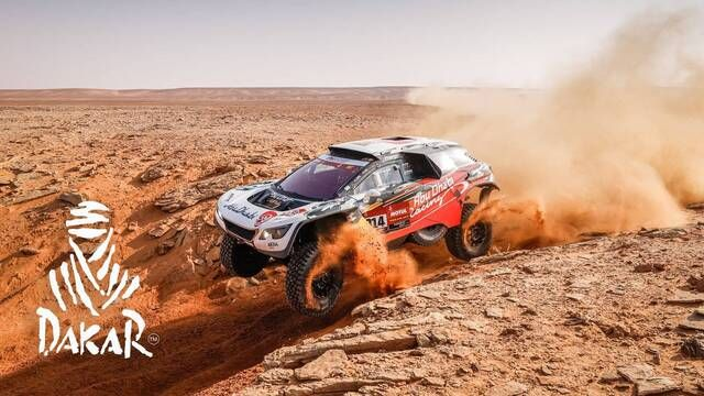 Dakar 2021: Stage 9 Highlights - Cars