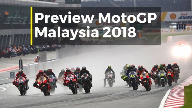 Preview Motogp Malaysia 2018 Video Motogp