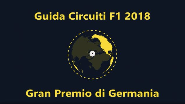 Guida Circuiti F1 2018 | GP di Germania