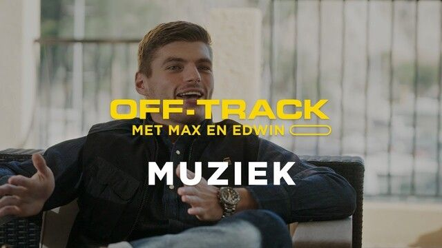 Max Verstappen en Edwin Evers over muziek: Van Martin Garrix tot Tom Jones