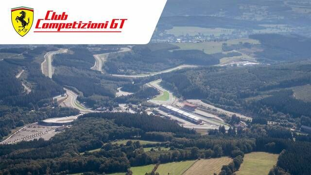 Waiting for the 6 Hours of Spa-Francorchamps