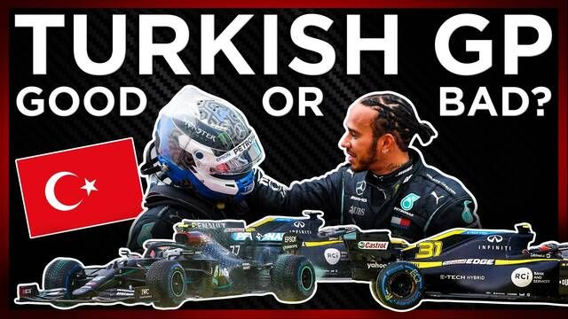 Was de Turkse F1 Grand Prix top of flop?