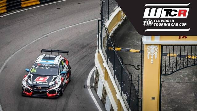 Round 9: Macau Qualifying 1