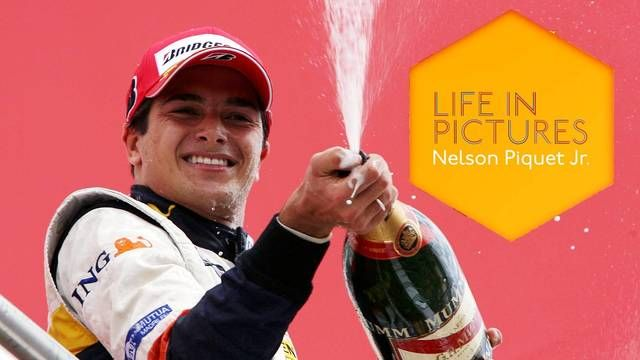 Life in Pictures: Nelson Piquet Jr.