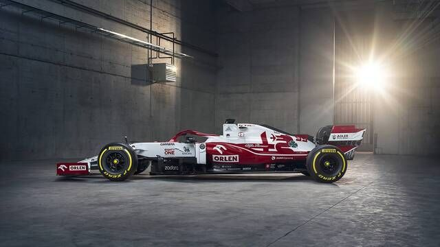 Alfa Romeo Racing ORLEN C41 Reveal