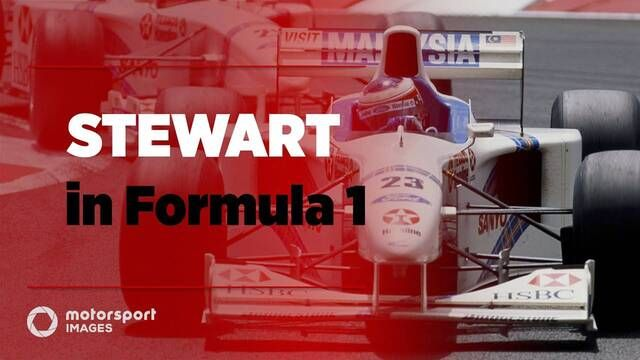 Grand Prix Greats – Stewart in F1
