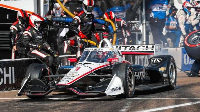 IndyCar: St. Pete GP - Josef Newgarden on the race and championship
