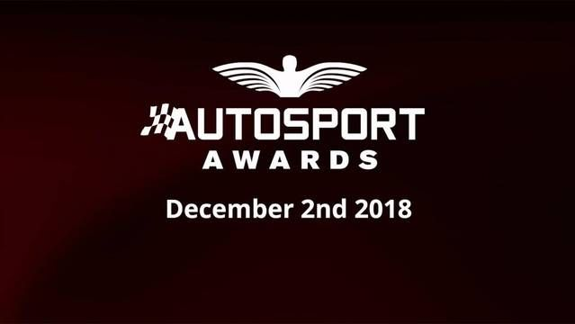 Autosport Awards 2018 - Teaser