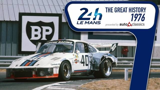 24 Hours of Le Mans - 1976
