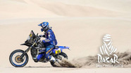 Dakar Rally: Day 7 highlights - Bikes & Quads