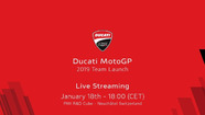 LIVE STREAMING: Peluncuran Ducati Team | MotoGP 2019