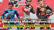 Highlights MotoGP Valencia | MotoGP 2018