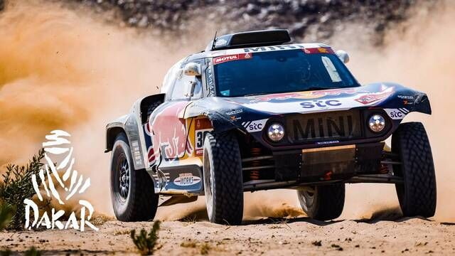 Dakar 2021: Stage 4 Highlights - Cars.