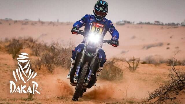 Dakar 2021: Etappe 7 Highlights - Motoren en quads