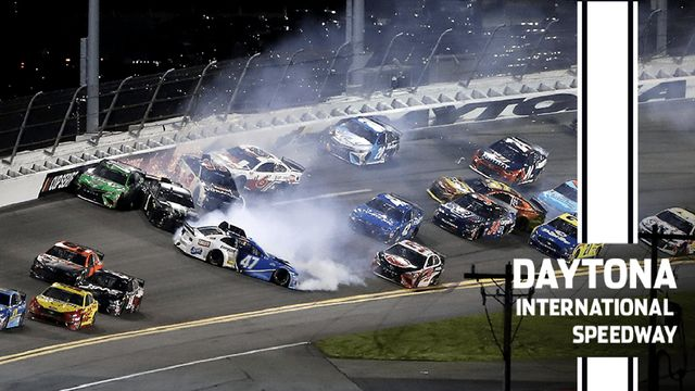 The 'Big One' strikes late at Daytona