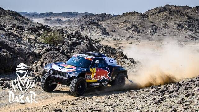 Dakar 2021: Stage 1 Highlights - Cars