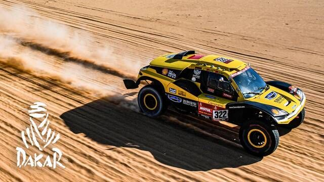 Dakar 2020: Day 7 Highlights - Cars and SSV