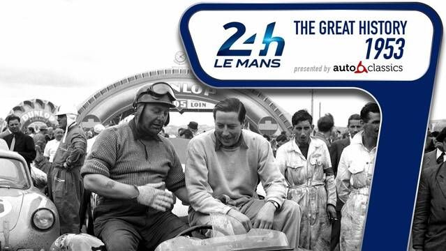 24 Hours of Le Mans - 1953