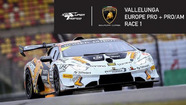 Live: Europe - Vallelunga - Gara 1 (Pro + Pro/Am)