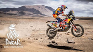 Dakar Rally: Day 5 highlights - Bikes & Quads