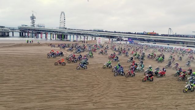 Red Bull Knock Out Scheveningen 2018