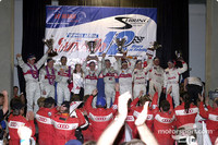 Audi announces return to defend title in ALMS