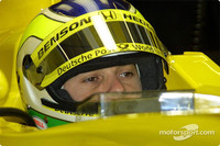 A lap of Albert Park with Fisichella