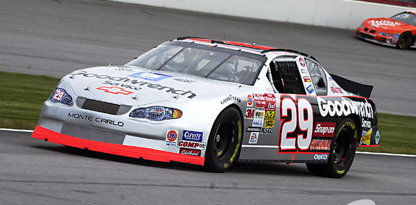 BUSCH: More fines for Harvick