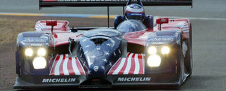 Le Mans US teams hit early trouble at Le Mans