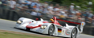 Le Mans Audis stay on top through the night