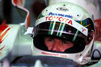 McNish frustrated by rumours