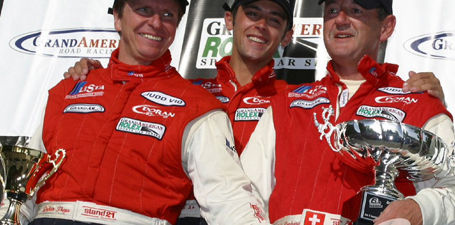 Doran delivers record victory at Mont-Tremblant